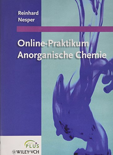 Online Praktikum Anorganische Chemie (Wiley Plus Products)