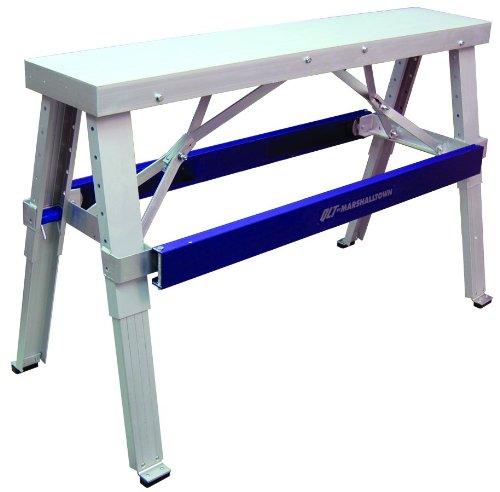 QLT By MARSHALLTOWN WB700 48-Inch Aluminum Work Bench by Marshalltown
