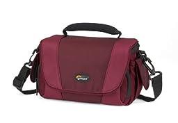Lowepro Edit 130 Video Bag - Bordeaux Red