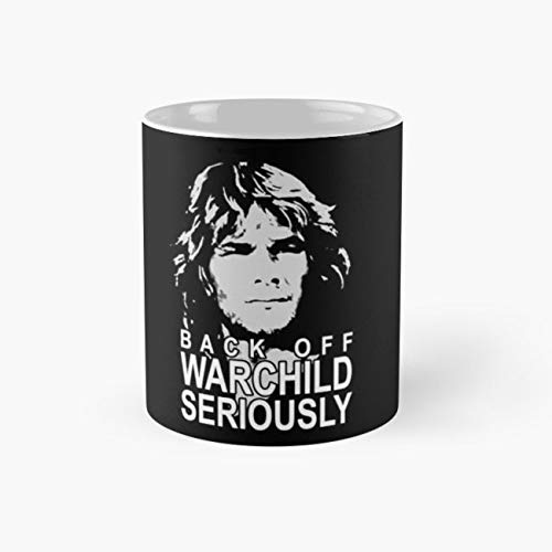 warchild Mug, patrick swayze Funny Mugs, 11 Ounce Ceramic Mug, Perfect Novelty Gift Mug, Tea Cups, Funny Coffee Mug 11oz, Tea Mugs