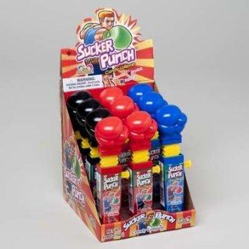 Ddi - Sucker Punch Candy Lollipop (1 pack of 144 items) by DDI