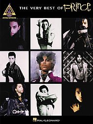 Hal Leonard The Very Best Of Prince Guitar Recorded Version Songbook (Prince Guitar Tab)