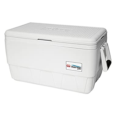 Igloo Marine Ultra Cooler (White, 36-Quart)