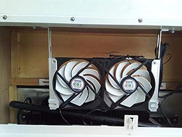 TITAN - Ventilador de enfriamiento de ventilación de Montaje en ...