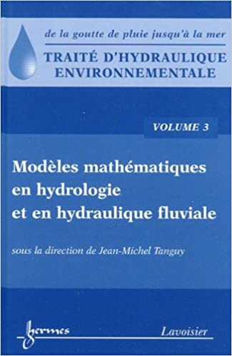 Téléchargement Traité d'hydraulique environnementale : Volume 3, Modèles mathématiques en hydrologie et en hydraulique fluviale pdf
