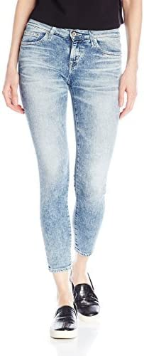 Big Star Womens Alex Mid Rise Skinny Ankle