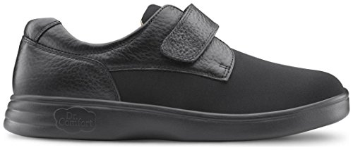 Dr. Comfort Annie Womens Casual Shoe Black Wide Size 9 by Dr. Comfort (Image #5)