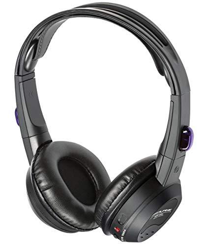 Alpine SHS-N107 Single Source Wireless Automotive Infrared Stereo Headphones ()