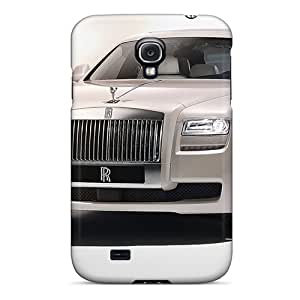 Little NiZi Snap On Hard Case Cover Rolls Royce Ghost Six Senses Concept 2012 Protector For Galaxy S4