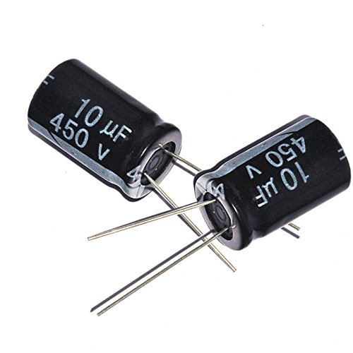33uF 450V Radial Electrolytic Capacitors 105/'C Pack of  2,5 or 10