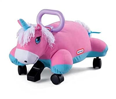 Little Tikes Pillow Racers Unicorn Pink from Little Tikes