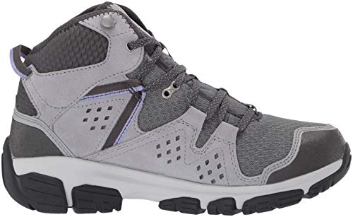 033 Grey Mid Steel Escursionismo Outdry Grigio Da ti Isoterra Stivali Alti Donna Columbia Fairytale qwOU1CTxAO