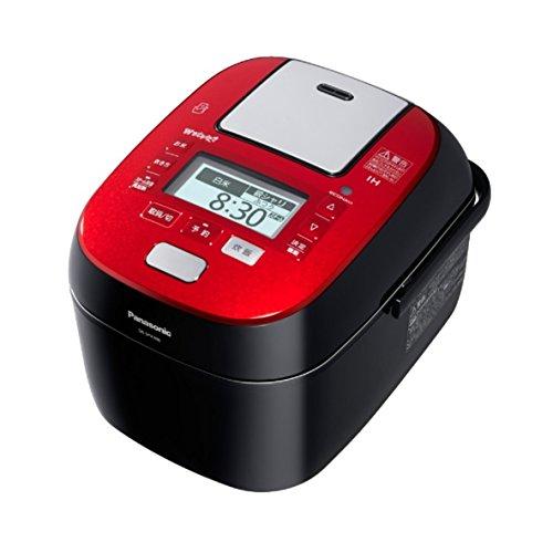 Panasonic W-Odoridaki steam & variable pressure IH rice cook