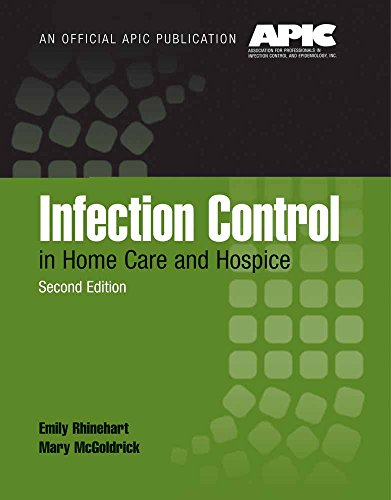 Pdf Medical Books Infection Control in Home Care and Hospice