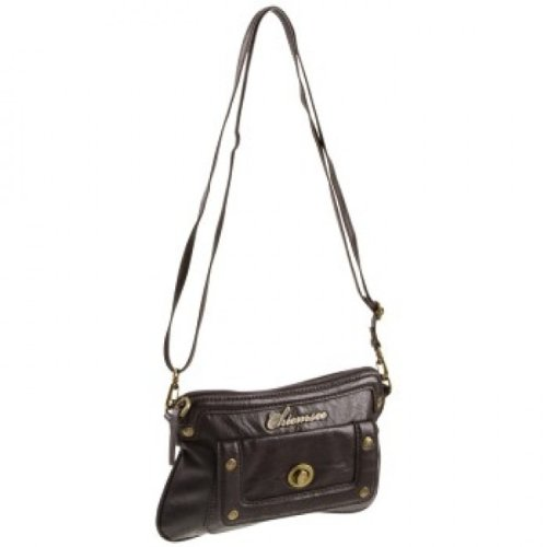 Chiemsee Lindsay L. Dark Muffin Brown bolso de mujer