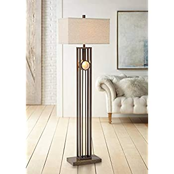 Amazon.com: Ikea Floor lamp, Light Brown, Bronze Color 426.291720 ...