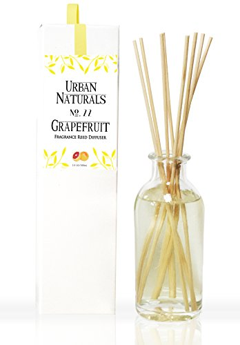 Grapefruit-Scented-Oil-Reed-Diffuser-Set-Fresh-Citrus-Fragrance-Aromatherapy-Oil-Urban-Naturals-Pink-Grapefruit-Bergamot-Green-Nuances-Great-Gift-Idea-Made-in-the-USA