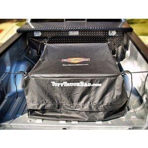 "Tuff Truck Bag – Black Waterproof Truck Bed Cargo Carrier, 40"" x 50"" x 22"""