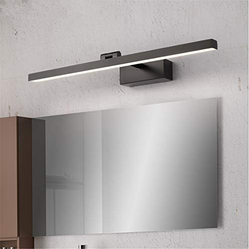- KIMIBen LED Vanity Light, Adjustable Bathroom Mirror Front Led Vanity Light Waterproof Anti-Fog Mirror Lamp Simple Makeup Wall Lamp Cabinet Lights Household Toilet Headlights,Bathroom Light