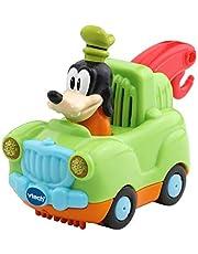 VTech - Toet Toet Auto's Disney Goofy Takelwagen -Voor Jongens en Meisjes - Van 1 tot 3 jaar - Nederlands Gesproken