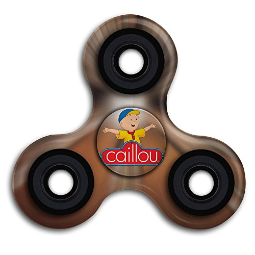 Caillou Logo Fidget Spinner Toy