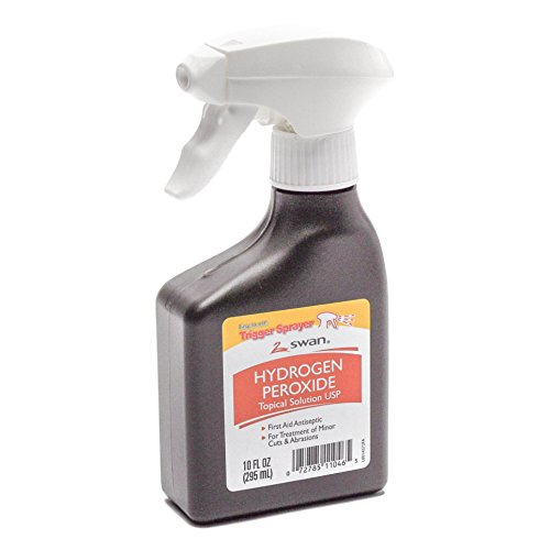 Hydrogen Peroxide Trigger Spray 8 oz EACH (Hydrogen Peroxide Wound Care)