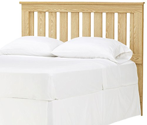 Lang Furniture Shaker 3 by 66 by 49-Inch Headboard, Full/Queen, Hickory