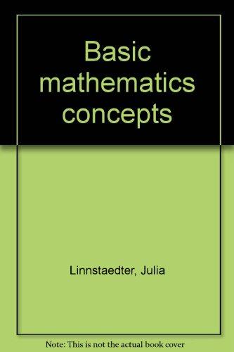 Basic mathematics concepts