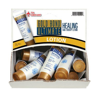 Gold Bond Ultimate Lotion 1 oz (TSA Compliant) - 18 tubes ()