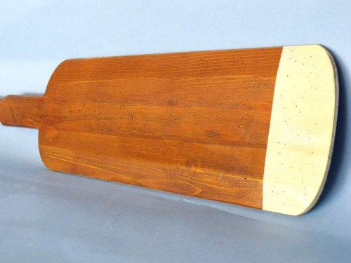 Wooden Hamilton Squared Rowing Oar 62'' - Nautical Decoration - Wooden Oar - Nautical by Handcrafted Model Ships (Image #7)