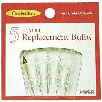 Pre Lit Christmas Tree Replacement Bulbs