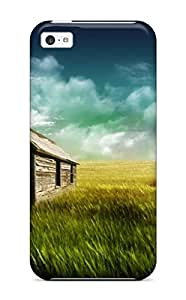 sandra hedges Stern's Shop High Grade Flexible Tpu Case For Iphone 5c - The Old Farm 9046611K82230349