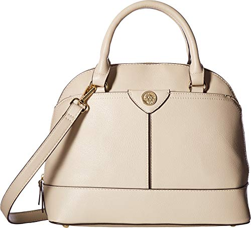 Anne Klein Women's On The Go Dome Satchel Cashmere One Size ()