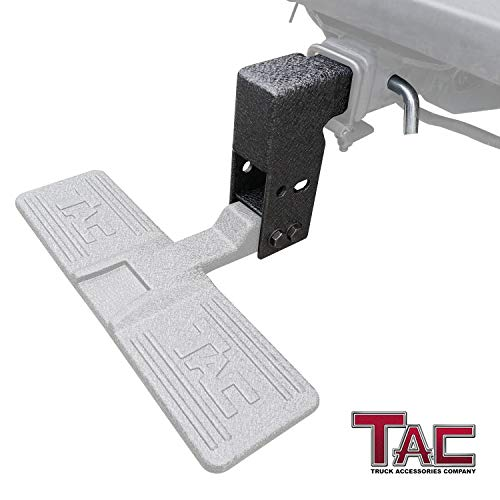 TAC Universal Hitch Step Adjuster Fit Most Hitch Step Brand Selling on The Market/Two Stages Adjustable Drop Mount on 2