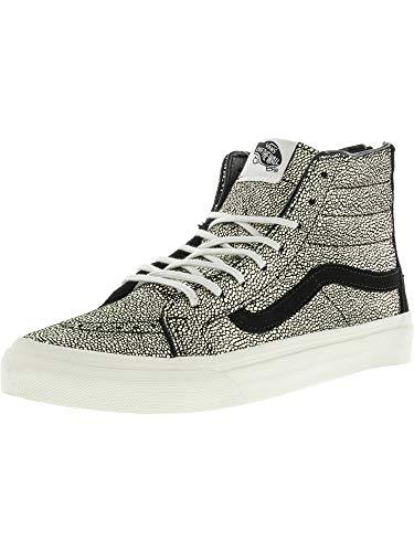 Image of Vans Womens Chunky Glitter SK8-Hi Slim Zip Sneaker