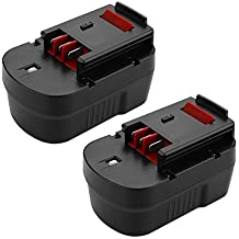 [Patrocinado] Powilling 2Pack 3.5Ah 14.4V HPB14 Replacement Battery for Black+Decker HPB14 FireStorm HPB14 FSB14 FS140BX 499936-34 499936-35 A14 A144EX A1714 BD1444L HPD14K-2 CP14KB HP146F2 HP148F2R