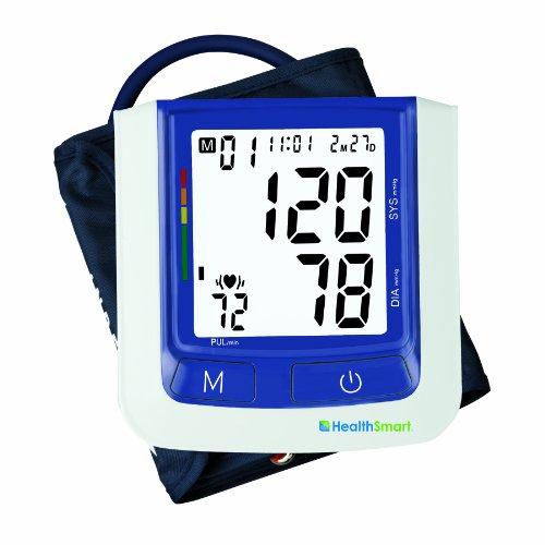 HealthSmart Premium Talking Automatic Digital Blood Pressure