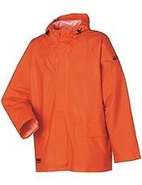 Workwear Men's Mandal Durable Waterproof Hooded Rain Coat...