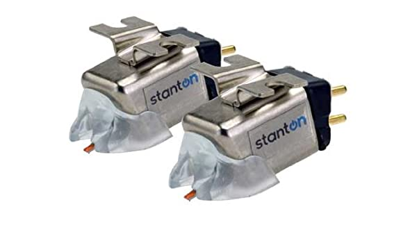 Stanton 520 V3 H4 - Twin Turn Tab List Cartridge: Amazon.es ...