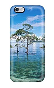 New Snap-on Beth Bolick Skin Case Cover Compatible With Iphone 6 Plus- Havelock Island With Free Screen Protector