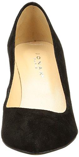 Jonak 277-Aysha - Zapatos de Vestir mujer negro - Noir (Velours/Noir)