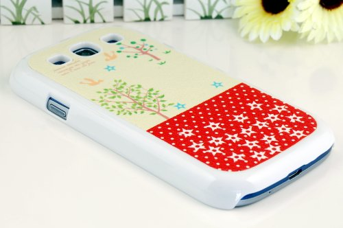 tbgg® 2 in 1 Stand Wallet Case for Samsung Galaxy S3 I9300 I9305 Ship From Hong Kong (Little Red Riding Hood)