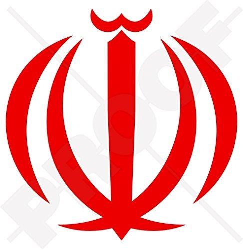 IRAN Coat of Arms, Iranian Emblem 4