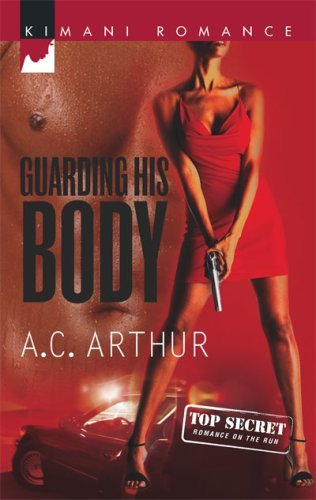 book cover of Guarding His Body