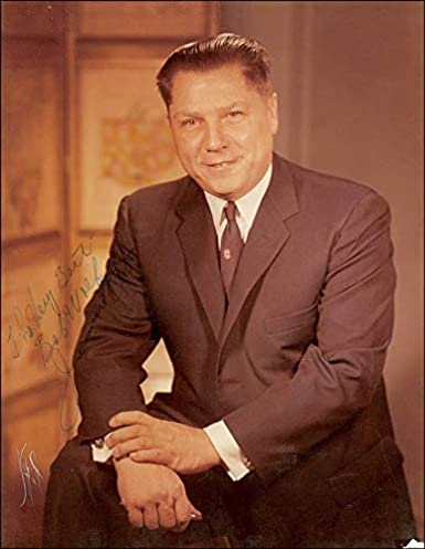 """Amazon.com: James R.""""Jimmy"""" Hoffa - Inscribed Photograph Signed ..."""
