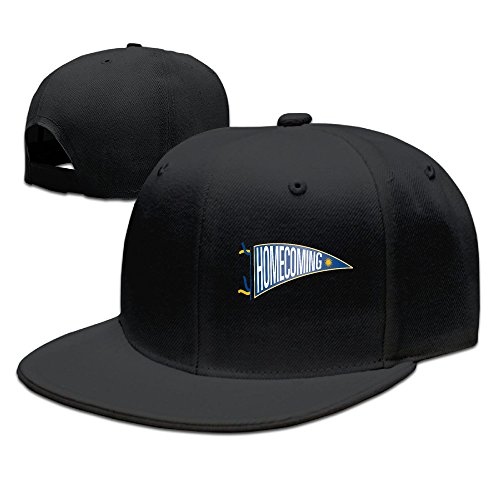 [Texhood Geek Homecoming Day Hip-hop Baseball Hat Black] (Oklahoma Mens Rookie Watch)
