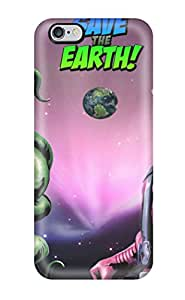 Fashion Case Cover For Iphone 6 Plus Galactus