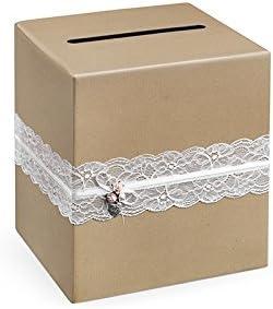 Like a Girl – Hemos Querido Tarjetas de Bodas® Cartas Box Caja de Dinero Caja Regalo Tarjetas Caja Boda (Carta Caja): Amazon.es: Hogar