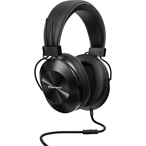 Pioneer High-Resolution Over Ear Headphone, Black (SE-MS5T-K)