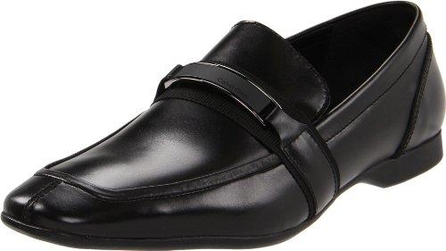 Calvin Klein Men's Shane Slip-OnBlack9.5 M (Calvin Klein Mens Slip)
